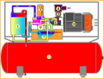 screwcompressor - Установка компрессоров на автомобиль