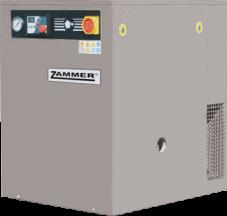 Винтовой компрессор Zammer SK11T-15