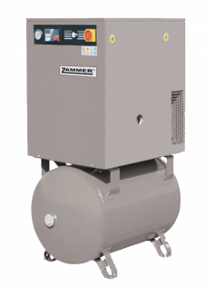Винтовой компрессор Zammer SKTG15V-8-500/F