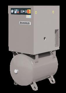 Винтовой компрессор Zammer SKTG15V-10-500/F